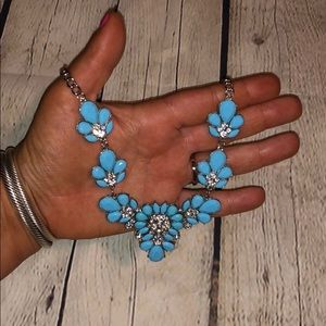 3 for $15 Turquoise Statement Necklace